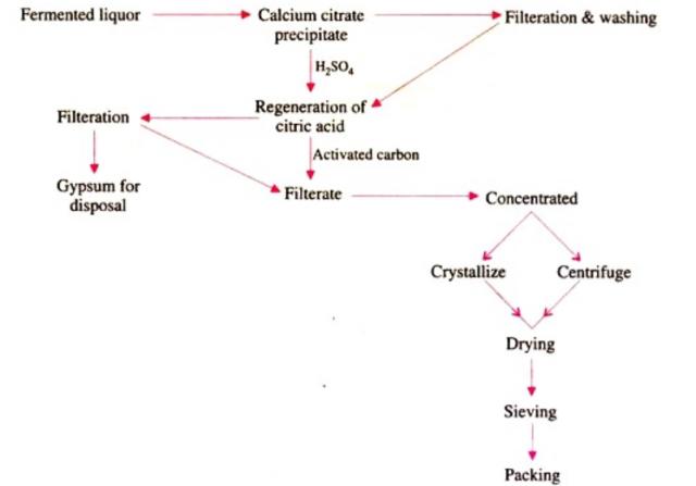 فرآیند تخمیر کشت سطحی مایع