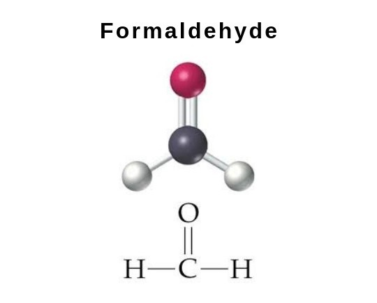 مولکول فرمالدهید