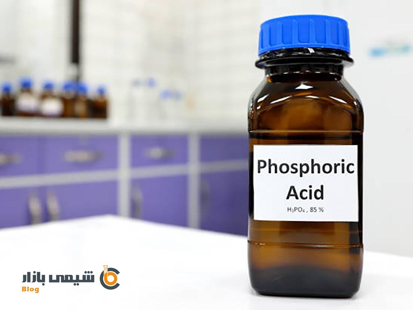 نکات ایمنی کار با اسید فسفریک