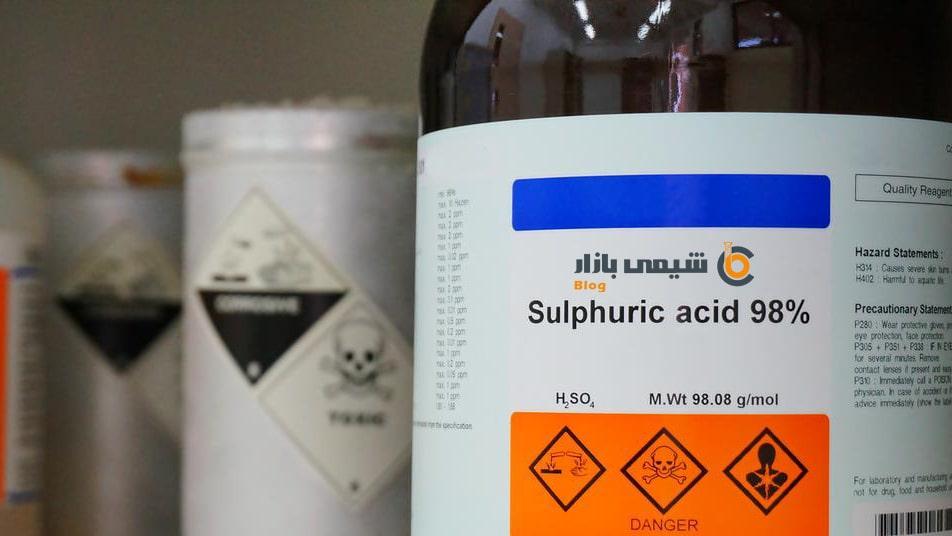کاربرد اسید سولفوریک