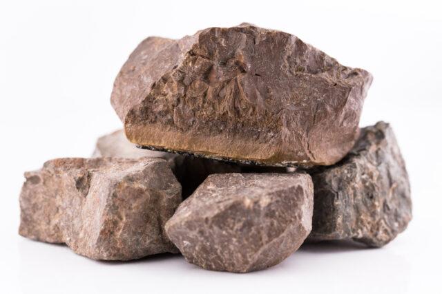 Sedimentary calcium carbonate
