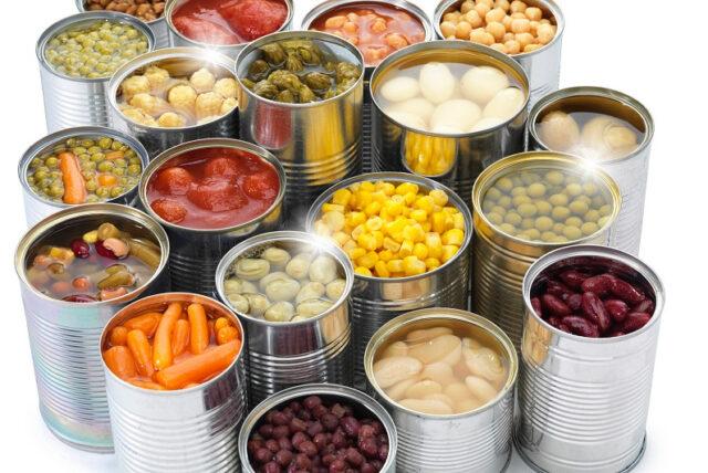 ادتا در مواد غذایی