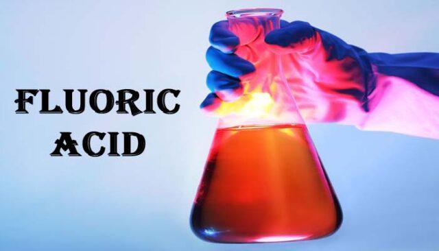 fluoric-cacid