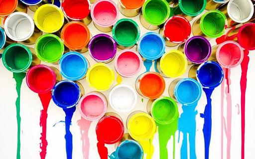 انواع رنگ سوله