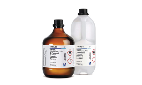 جدول ویژگیهای ساختاری و شیمیایی ایزوبوتانول